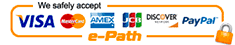 Accept credit card payments online - e-Path