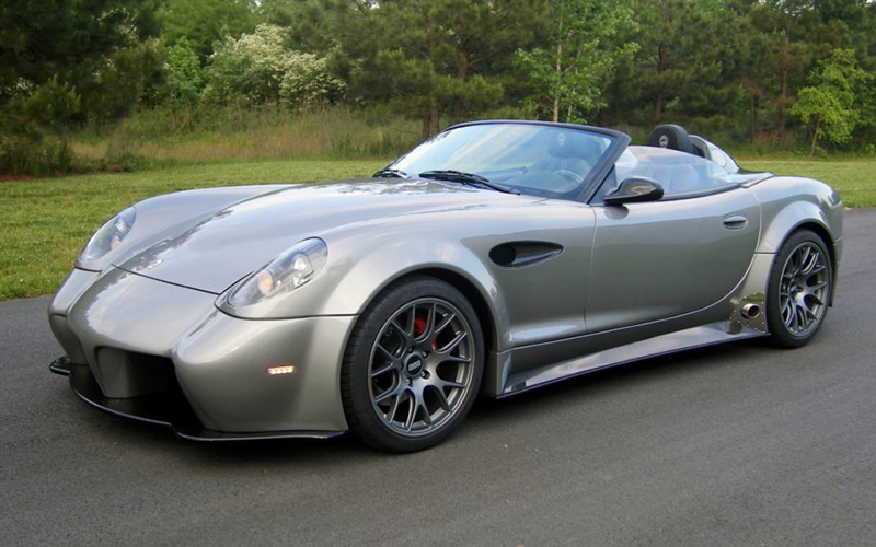 Panoz Custom Sport Cars