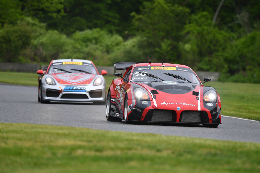 Panoz Avezzano GT GTS Lime Rock Park May 2017