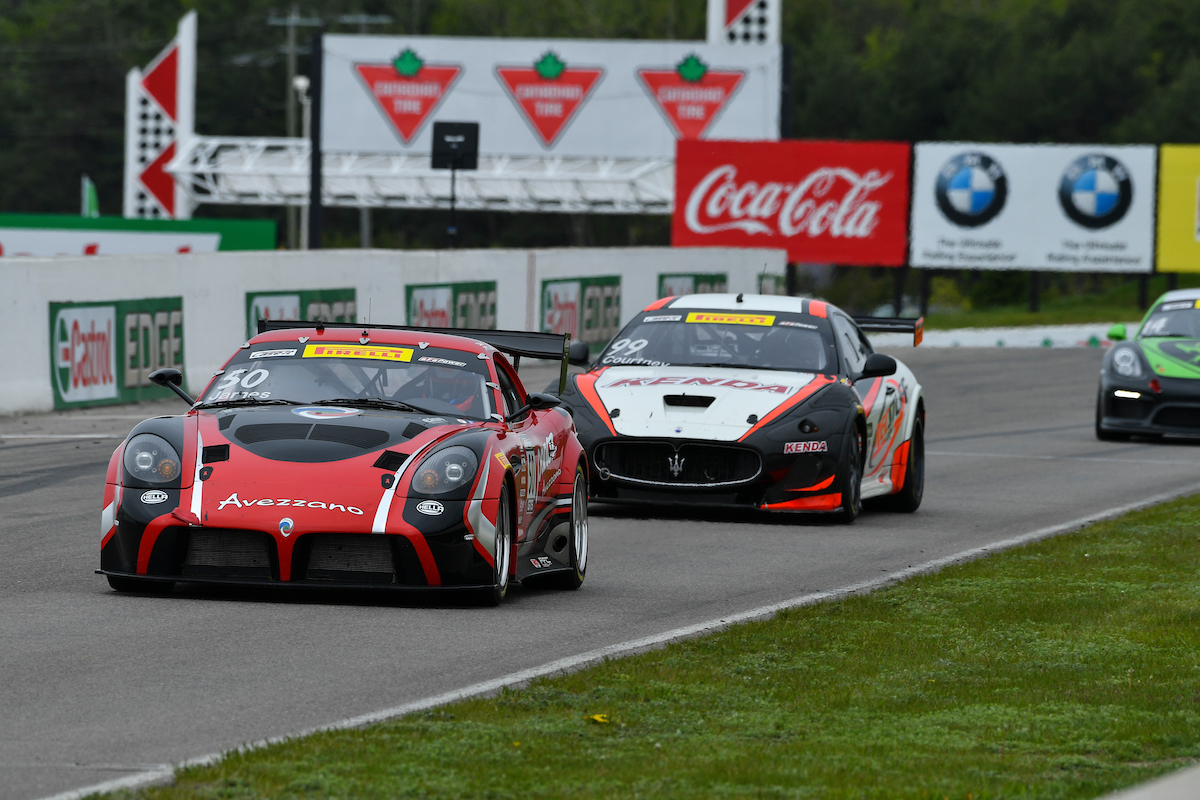Panoz Avezzano GT GTS GT4