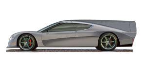 GT EV Street Car Panoz Green4U