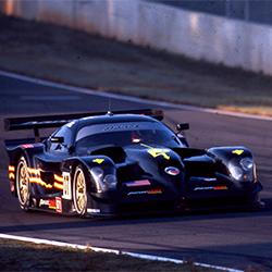 Panoz Sparky hybrid 1998
