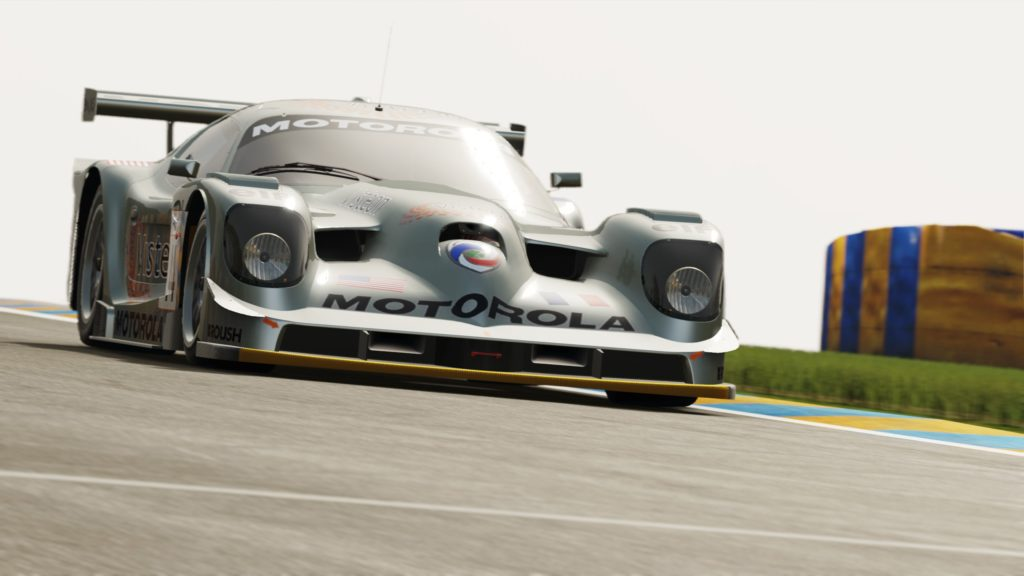 Panoz GTR-1 Project CARS 2