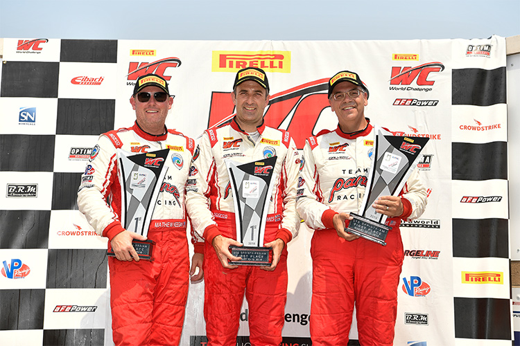 Double Win For Panoz In Utah Race One