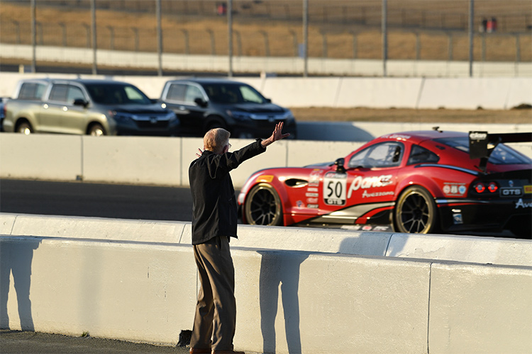 Team Panoz Racing To Return In 2019 As A Tribute To Don Panoz