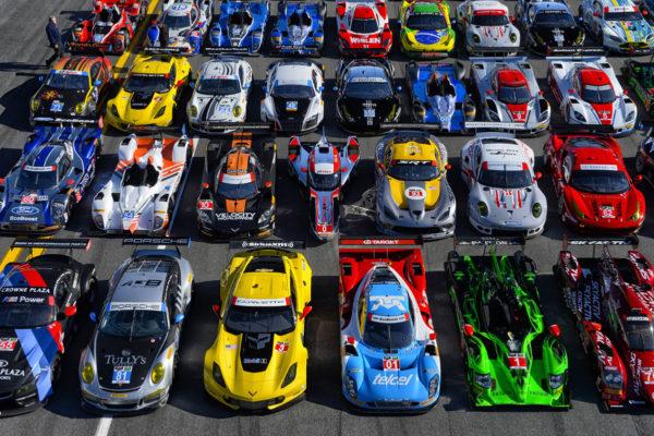 DeltaWing 2014 Daytona group pic