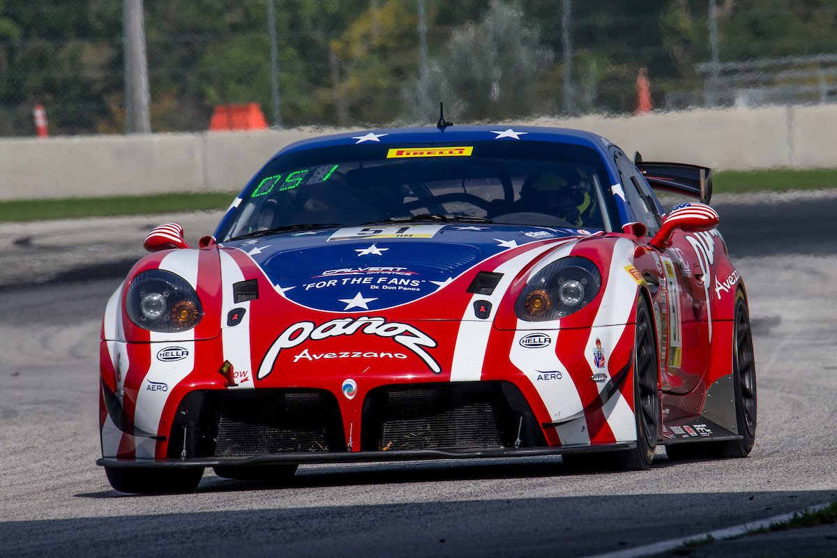 Back-To-Back Wins For Team Panoz Racing At Road America